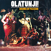 Drums Of Passion by Olatunji