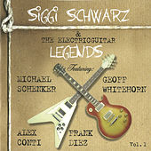 The Electric Guitar Legends (feat. Michael Schenker, Geoff Whitehorn, Alex Conti, Frank Diez) by Siggi Schwarz