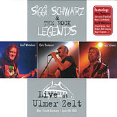 The Rock Legends Live at Ulmer Zelt (feat. Geoff Whitehorn, Chris Thompson) by Siggi Schwarz