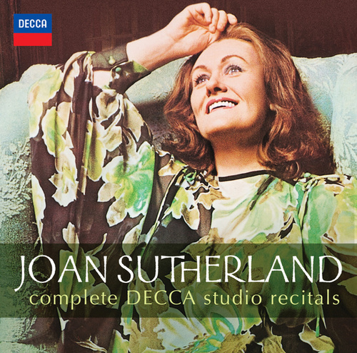 Joan Sutherland - Complete Decca Studio Recitals by Dame Joan Sutherland