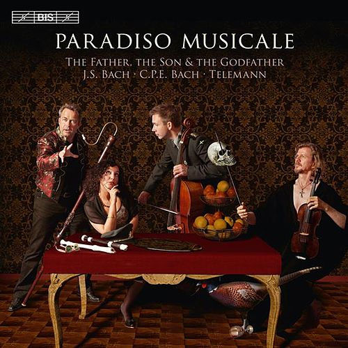 The Father, the Son & the Godfather by Paradiso Musicale