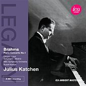 Brahms: Piano Concerto No. 1 by Various Artists