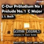 Prelude No. 1 C Major , C Dur Präludium No. 1 (feat. Roger Roman) - Single von Johann Sebastian Bach