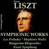 Liszt, Vol. 7 : Symphonic Works (AwardWinners) by Various Artists