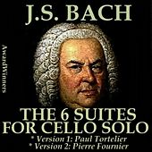Bach, Vol. 07 - Cello Suites by Various Artists