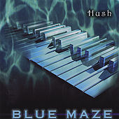 Blue Maze by Mars Lasar