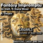 Fantasy Impromptu C Sharp Minor , Fantasie Impromptu Cis Moll (feat. Roger Roman) - Single by Frederic Chopin