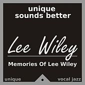 Memories of Lee Wiley by Various Artists