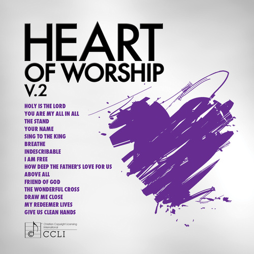 Heart of Worship Vol. 2 by Maranatha! Music