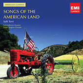 Songs of the American Land/Voices of the South by Salli Terri