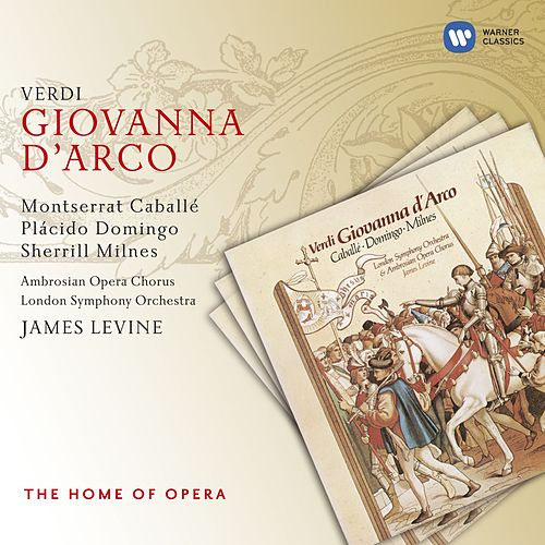 Verdi: Giovanna D'Arco by Various Artists