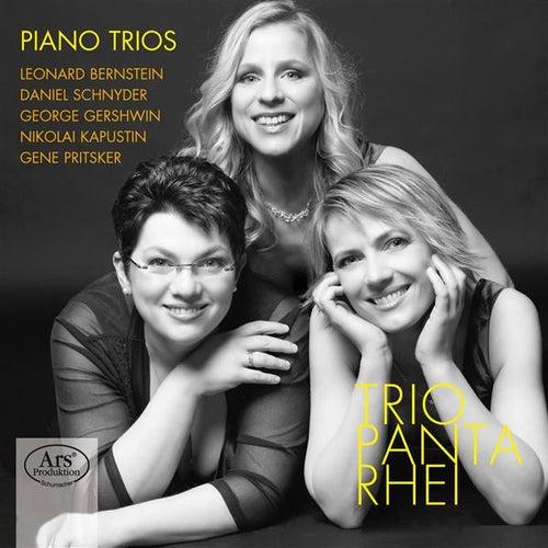 Piano Trios: Bernstein - Schnyder - Gershwin - Kapustin - Pritsker by Various Artists