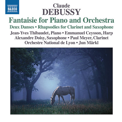 Debussy: Orchestral Works, Vol. 7 by Jun Markl