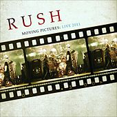 Moving Pictures: Live 2011 by Rush