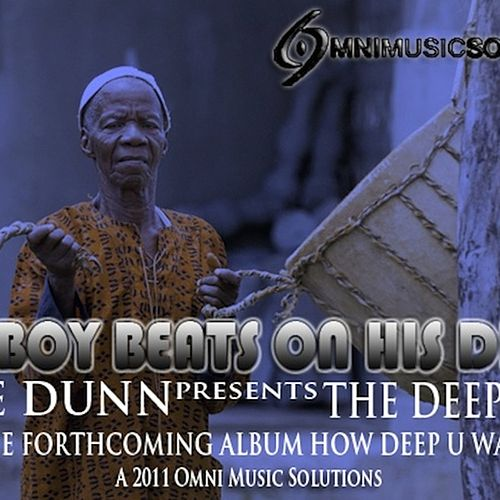 The Boy Beats On His Drum by Mike Dunn