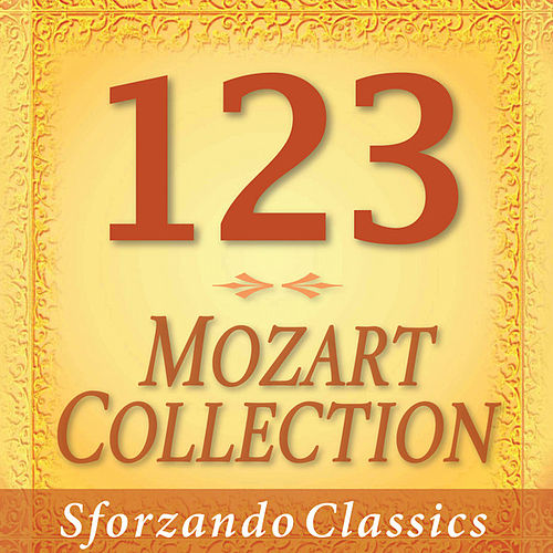 1-2-3 - Mozart Collection by Various Artists