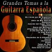 Grandes Temas a la Guitarra Española by Sergi Vicente