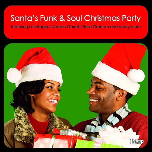 Santa's Funk & Soul Christmas Party (Full Version) by Various Artists