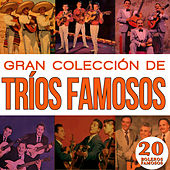Gran Colección Trios Famosos 20 Boleros Famosos Vol.1 by Various Artists