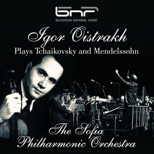 Igor Oistrakh Plays Tchaikovsky and Mendelssohn by Igor Oistrakh
