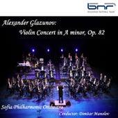 Alexander Glazunov: Violin Concert in A minor, Op. 82 by Sofia Philharmonic Orchestra