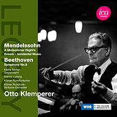 Mendelssohn: A Midsummer Night's Dream - Beethoven: Symphony No. 8 by Otto Klemperer