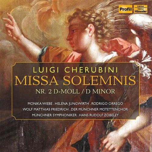 Cherubini: Missa Solemnis Nr. 2 d-moll by Wolf Matthias Friedrich