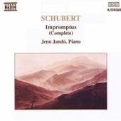 Impromptus (Complete) by Franz Schubert