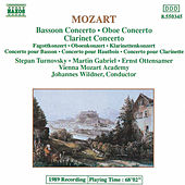 Bassoon Concerto / Oboe Concerto / Clarinet Concerto by Wolfgang Amadeus Mozart