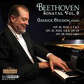 Garrick Ohlsson: Beethoven Sonatas, Vol. 9 by Garrick Ohlsson