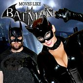 Arkham City Song Moves Like Batman- Moves Like Jagger Parody- Fan Soundtrack Dark Knight Rises - Single by Screen Team