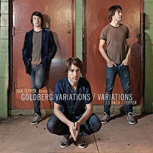 Goldberg Variations / Variations by Dan Tepfer