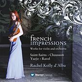 French Impressions by Rachel Kolly D'alba