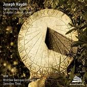 Haydn: Symphonies Nos. 6, 7, 8 by Jaroslaw Thiel