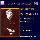 Beethoven: Piano Sonatas Nos. 4-6 and 19-20 (Schnabel) (1932-1935) by Artur Schnabel