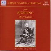 Bjorling, Jussi: Opera Arias (1936-1948) by Jussi Bjorling