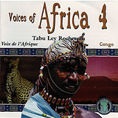 Voices of Africa - Volume 4 by Tabu Ley Rochereau