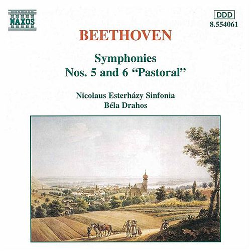 Symphonies Nos. 5 and 6 'Pastoral' by Ludwig van Beethoven