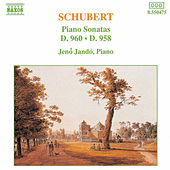 Piano Sonatas D. 960 and D. 958 by Franz Schubert