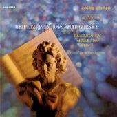 Beethoven: Serenade, Op. 8, Kodály: Duo, Op. 7 by Jascha Heifetz