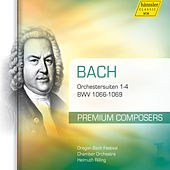 Bach: Orchestral Suites (Suites) BWV 1066-1069 by Helmuth Rilling