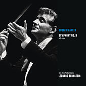 Mahler: Symphony No. 9 in D major by Leonard Bernstein