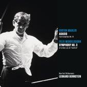 Mahler: Symphony No. 10: Adagio; Mendelssohn: Symphony No. 3 in A minor, op 56