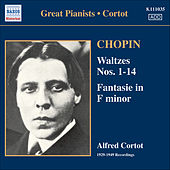 Chopin: Waltzes Nos. 1-14 / Fantasie (Cortot, 78 Rpm Recordings, Vol. 2) (1933-1949) by Alfred Cortot