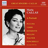 Callas, Maria: Portrait (A) (1949-1954) by Various Artists