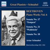 Beethoven: Piano Sonatas Nos. 17, 18 & 21 (1932, 1934) by Artur Schnabel