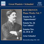 Beethoven: Piano Sonatas Nos. 22-26 (Schnabel) (1932-1935) by Artur Schnabel