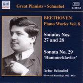 Beethoven: Piano Sonatas Nos. 27-29 (Schnabel) (1932-1935) by Artur Schnabel