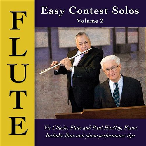 Easy Contest Solos, Vol. 2 by Vic Chiodo