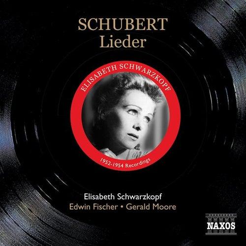 Schubert: Lieder (Schwarzkopf) (1952-1954) by Various Artists